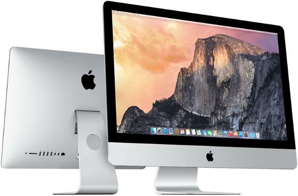 Apple обновит дизайн iMac впервые за 8 лет