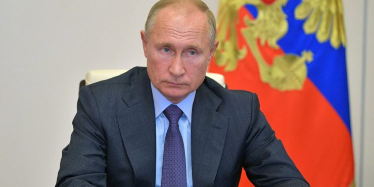 Президент РФ проведет совещание по теме дорожного строительства