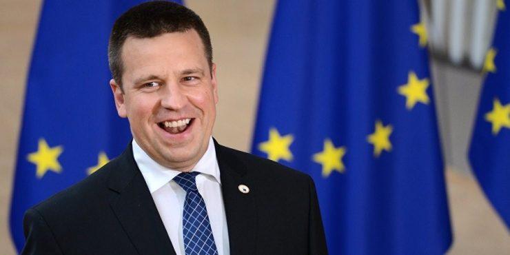 Премьер Эстонии заявил об отставке