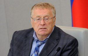 Жириновский предлагает не отключать газ и свет должникам