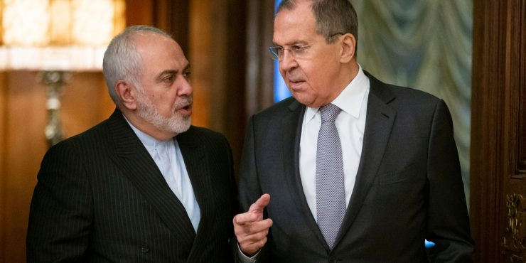 Россия и Иран будут сотрудничать в сфере информационной безопасности