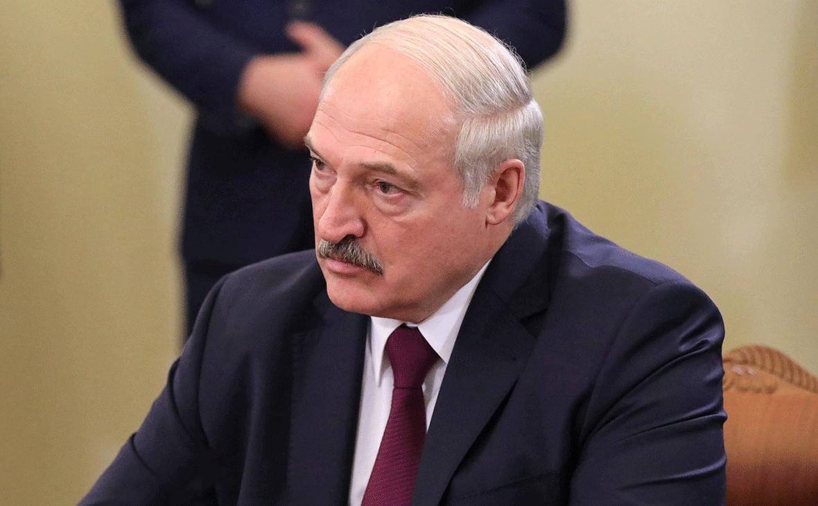 Лукашенко рассказал о протестах в Белоруссии