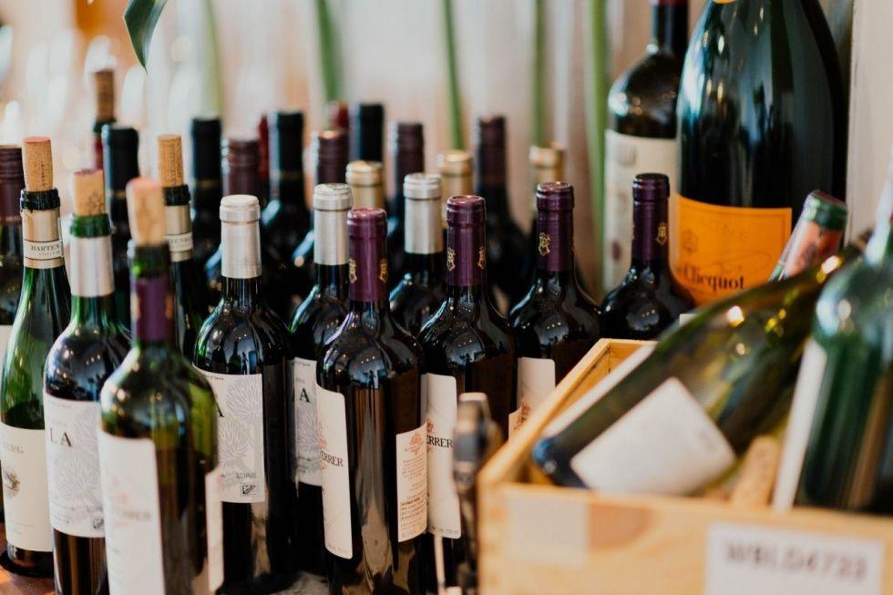 Преступники унесли вино на сумму 31 миллион рублей