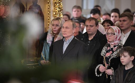 Рождественское обращение Путина