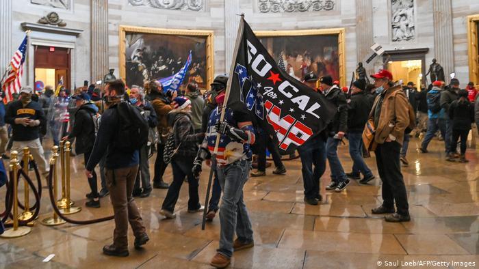 В Вашингтоне введен режим чрезвычайной ситуации на 15 дней
