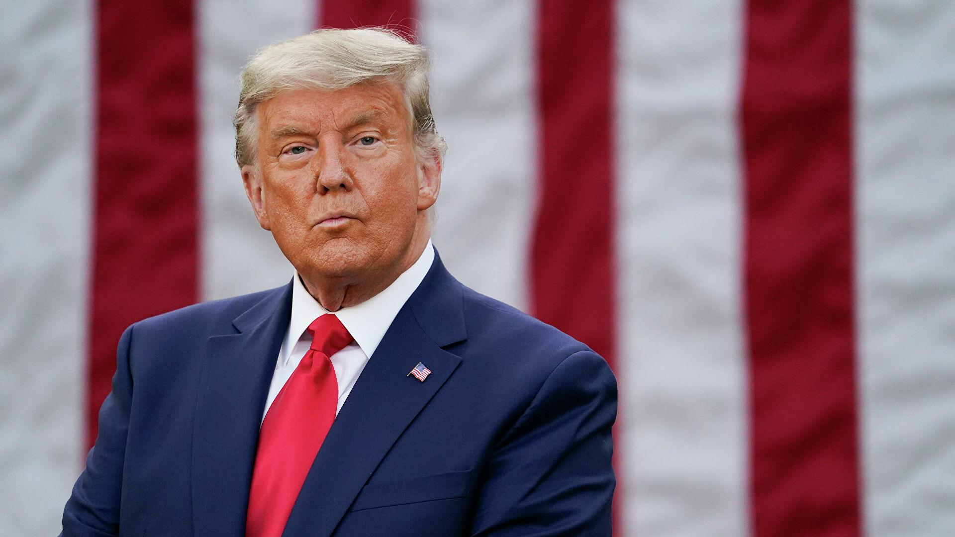 Трамп заявил о нежелании присутствовать на инаугурации Джо Байдена
