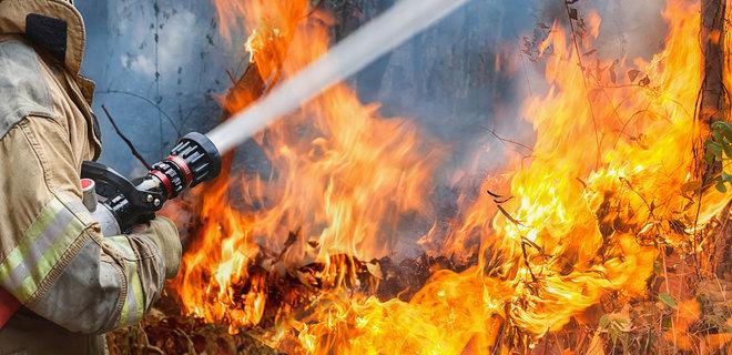 В нелегальном доме престарелых произошел пожар