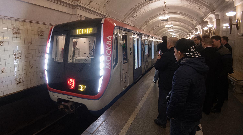 В Москве планируют построить 30 км линий метро