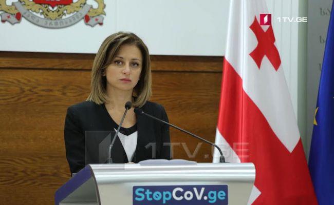 Грузия отказывается покупать китайскую вакцину от коронавируса