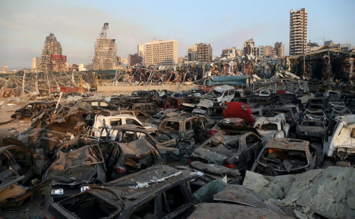 Реакция россиянина на розыск из-за взрыва в Бейруте