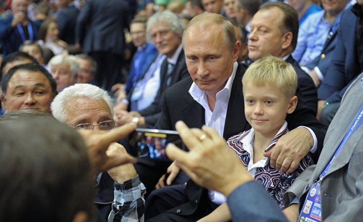 Путин выдал указ о создании фонда помощи детям с тяжелыми заболеваниями