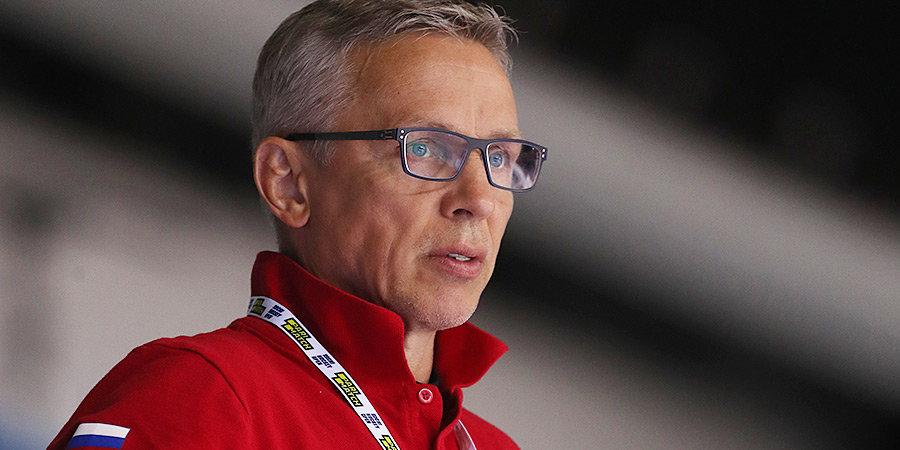 Тренер оценил шансы молодежной хоккейной сборной на матч с немецкой командой