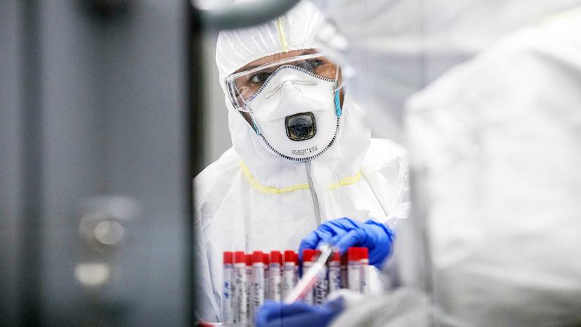 Обновленная статистика заболеваемости на коронавирус