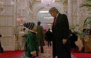 Маколей Калкин одобрил идею вырезать Трампа из фильма «Один дома»