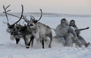 Норвежцы решили «поучиться» у военных РФ