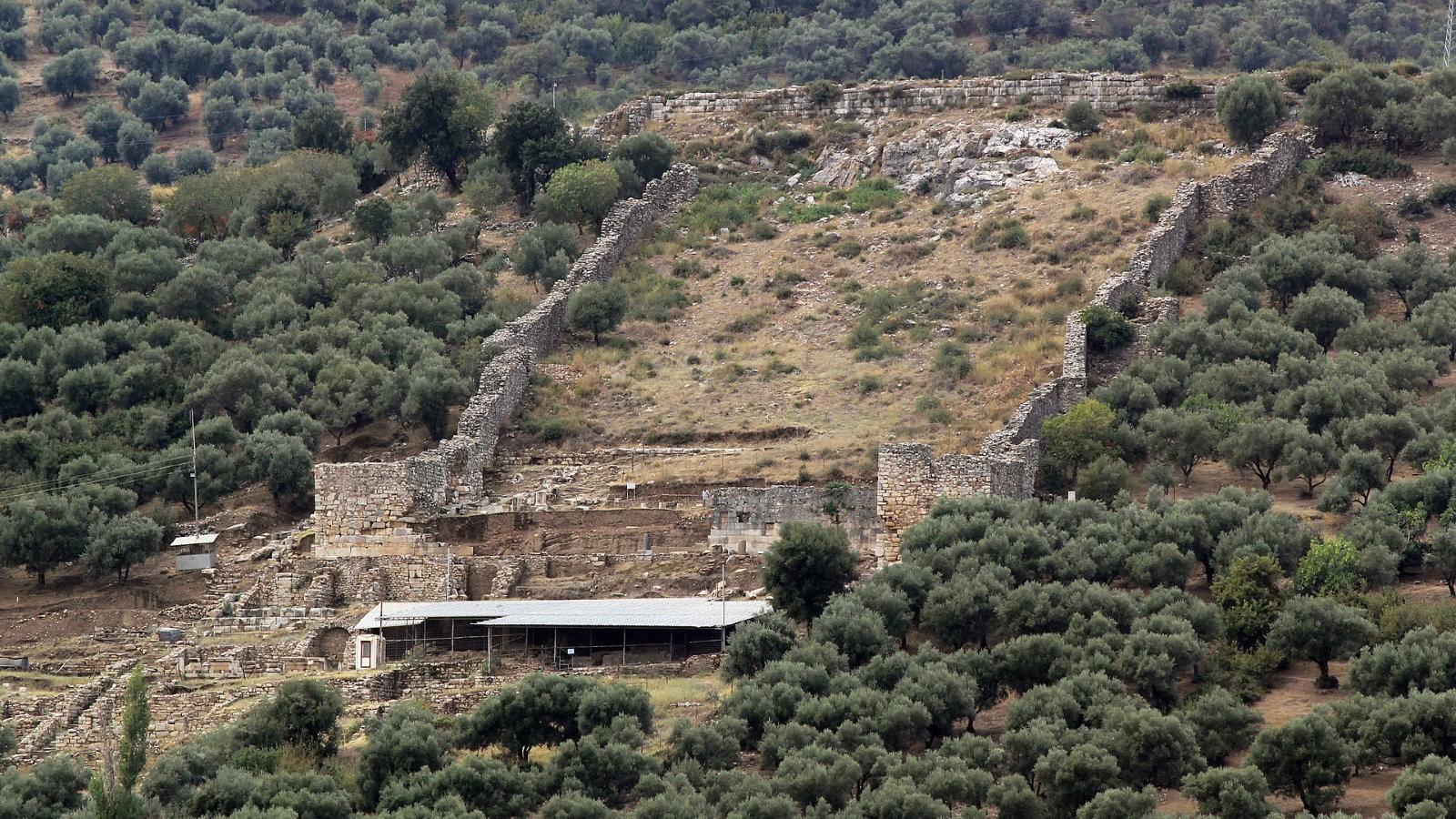 Археологические раскопки в Турции: обнаружен древний храм богини Афродиты