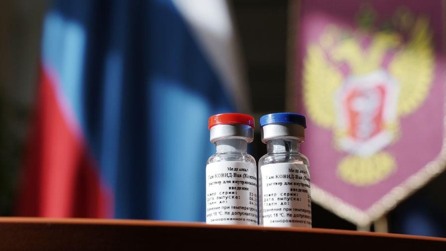 Миллион российских граждан использовали прививку «Спутник V»