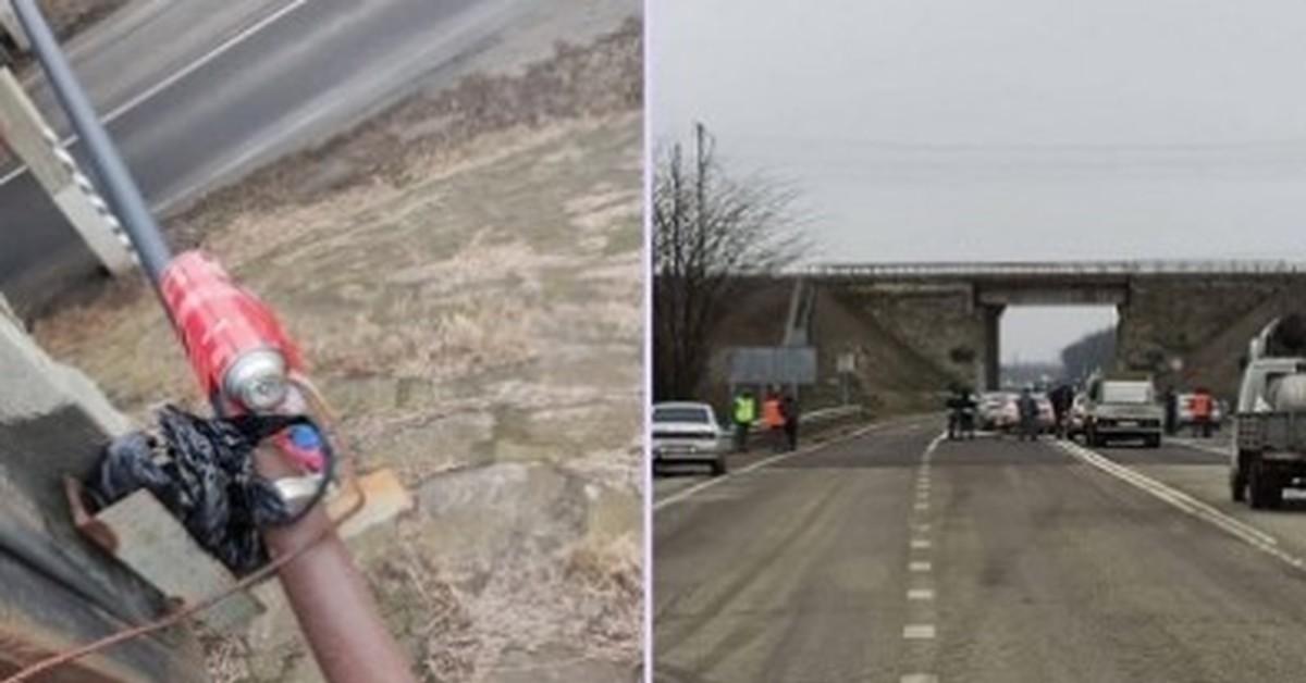 Заминированный железнодорожный мост: какими были мотивы преступника