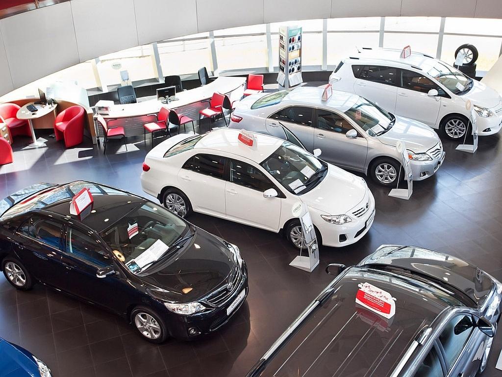 Экспорт новых автомобилей сократился