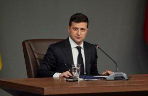 Президент Украины прибыл в Донбасс вместе с представителями Большой Семерки
