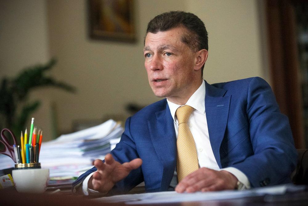 Глава Пенсионного фонда России ушел в отставку