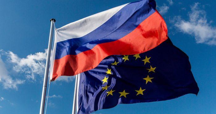 Россия пообещала ответить Европе на санкции аналогичным образом