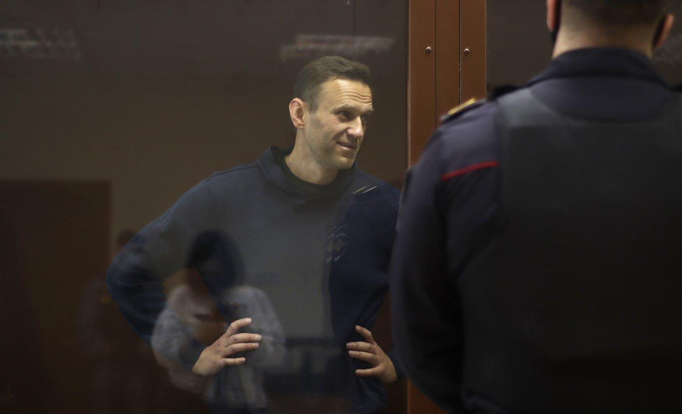 Навальный не признал свою вину по делу о клевете