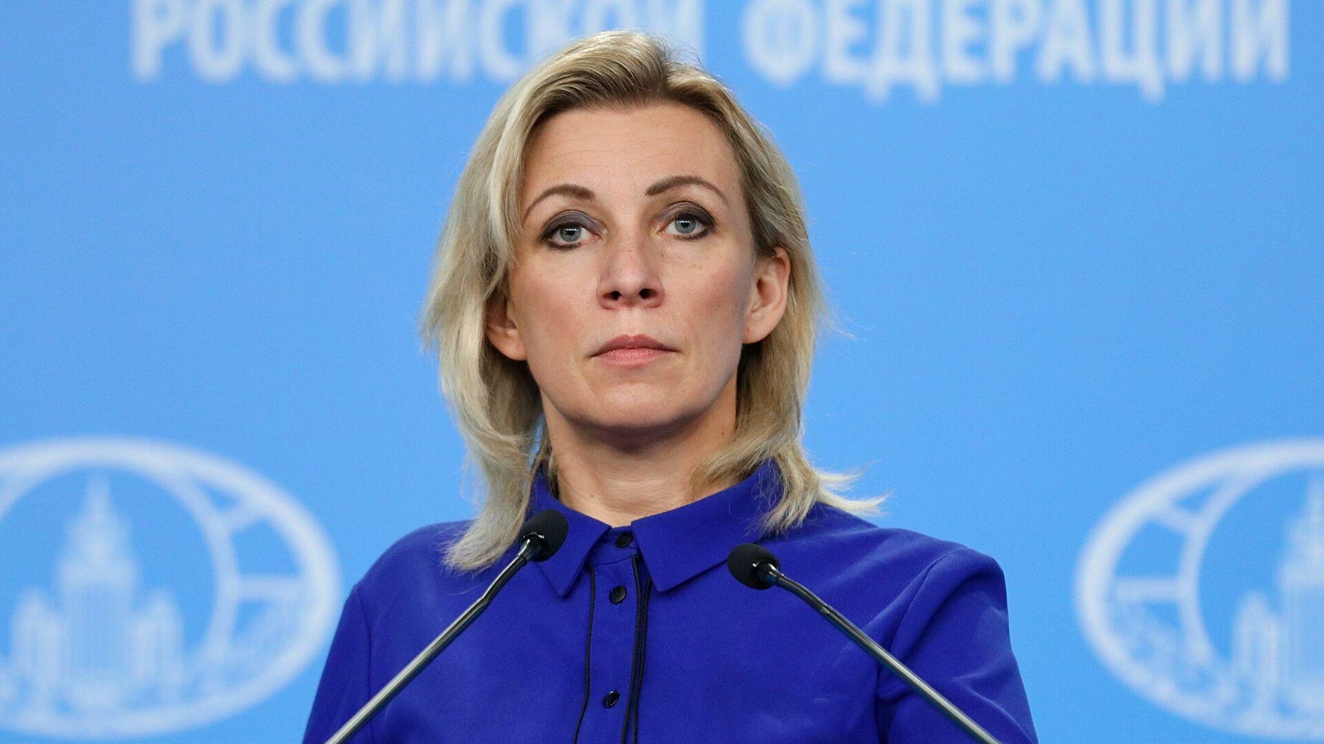 Захарова: соблюдены все нормы по допуску дипломатов на суд над Навальным