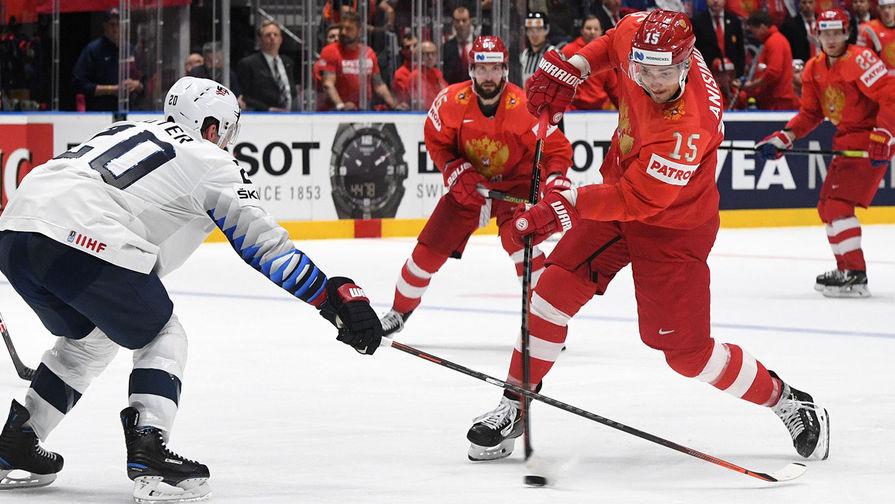 "Вместо гимна на чемпионате мира по хоккею зазвучит ""Катюша"""