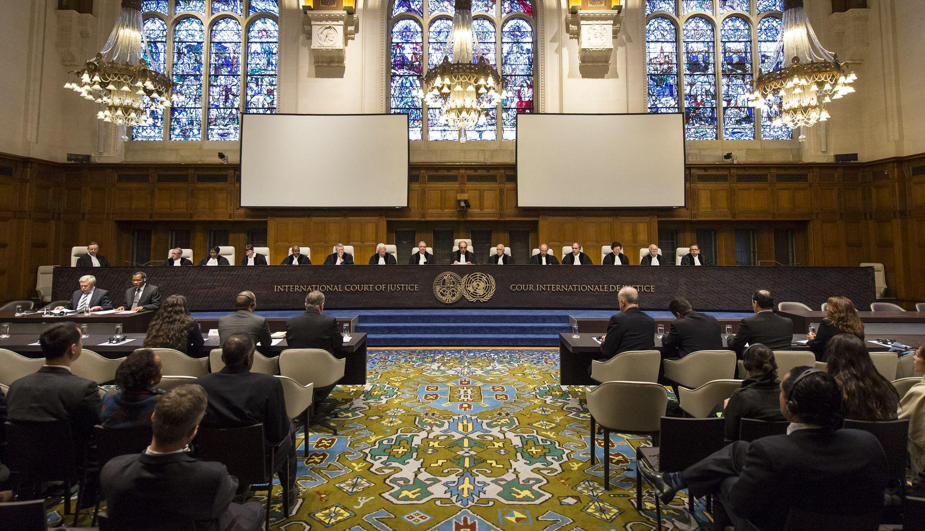 Российский судья назначен вице-председателем суда ООН