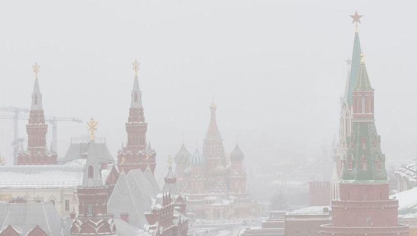 В Москве с начала снегопада выпало осадков 65% от месячной нормы
