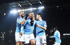 «Манчестер Сити» победил «Тоттенхэм» в рамках АПЛ