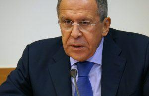 Лавров: Европа – инициатор разрыва отношений с Россией