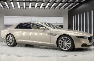 На продажу выставили Aston Martin для арабских шейхов