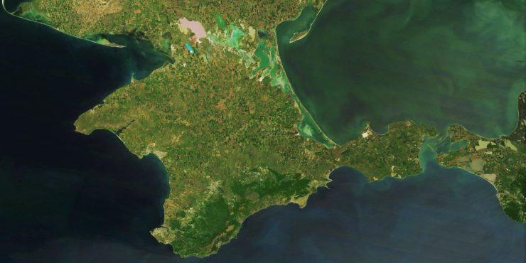 Крым счел планы Украины по возвращению полуострова бессмысленными
