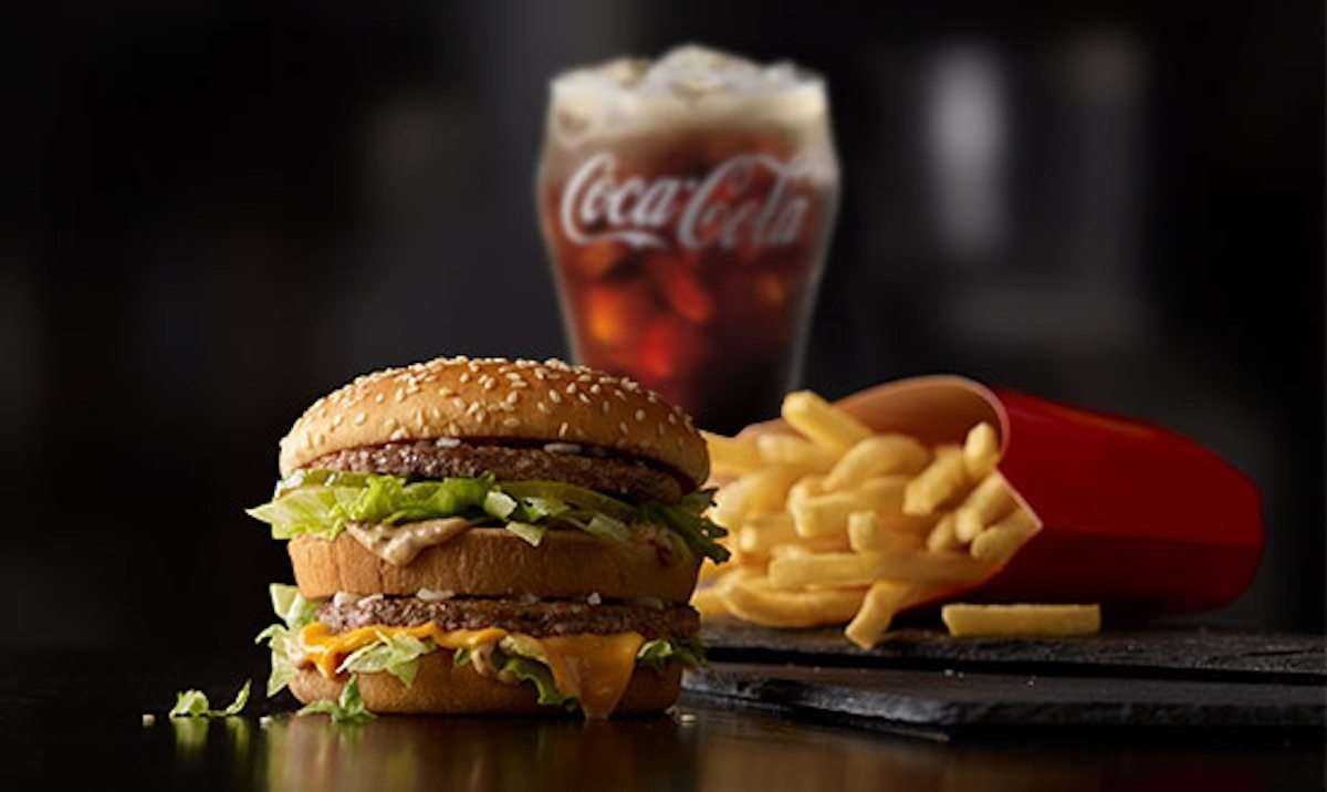 McDonald's меняет дизайн