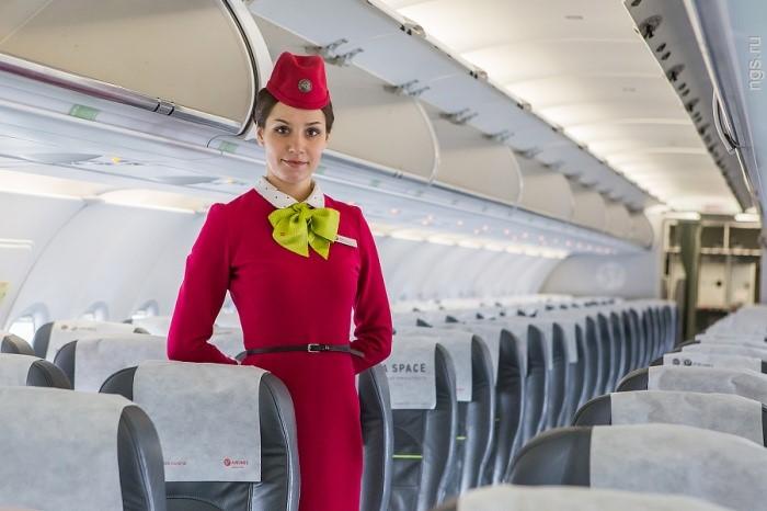 Стюардесса рассказала о методах общения с грубиянами на борту
