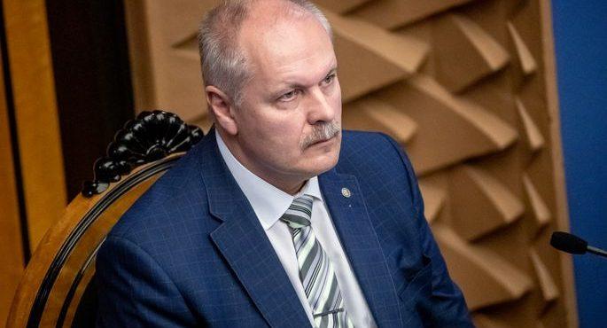 Спикер Эстонии заявил об «оккупации» части страны Россией