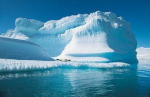Создана компьютерная модель, рассчитывающая скорость таяния ледников
