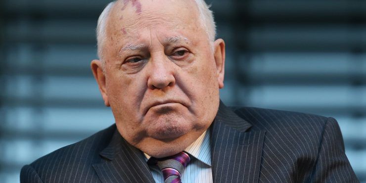 Горбачев призвал Путина и Байдена вступить в переговоры, чтобы избежать вероятность возникновения ядерной войны