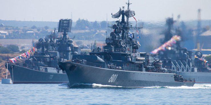 Стартовали учения НАТО Poseidon 21 в Черном море