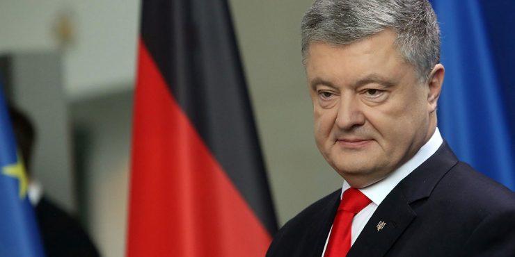 Порошенко заявил, что российские власти обманули крымчан
