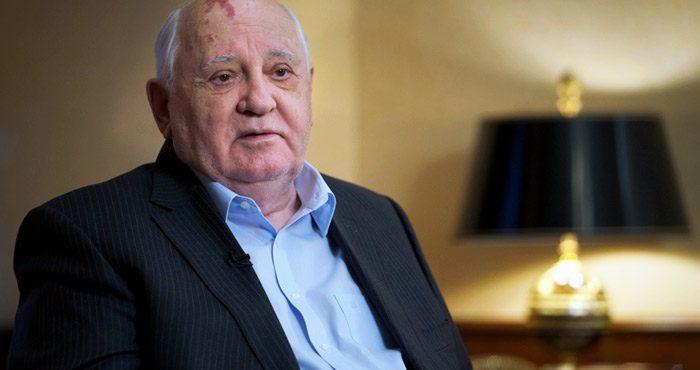 Помощники Горбачева ответили на критику в адрес президента СССР