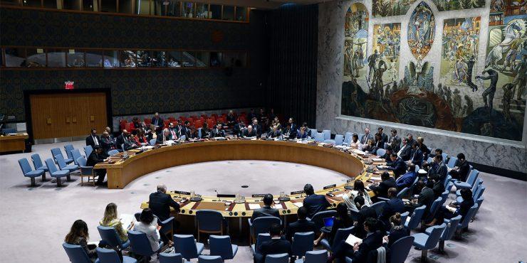 Посол Украины в ООН призвал лишить РФ права вето в Совете Безопасности