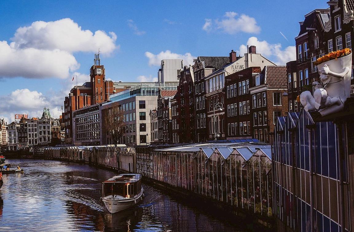 По решению мэра Амстердама ликвидируют квартал красных фонарей