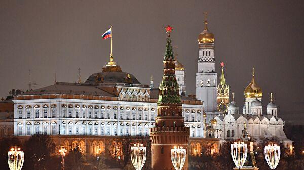 В Кремле осудили любые незаконные акции