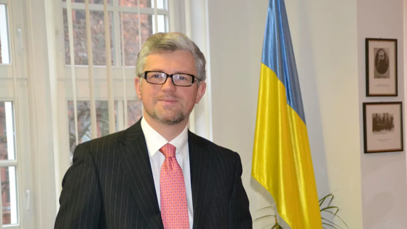 Посол Украины обвинил Штайнмайера в искажении истории и поддержке России