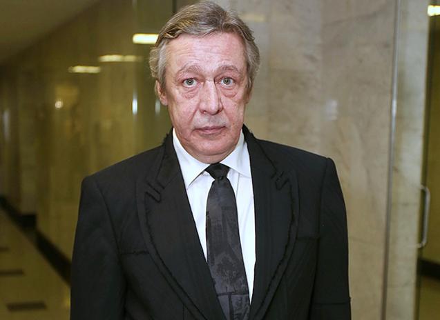 Михаила Ефремова снова поместили в СИЗО-5 в Москве