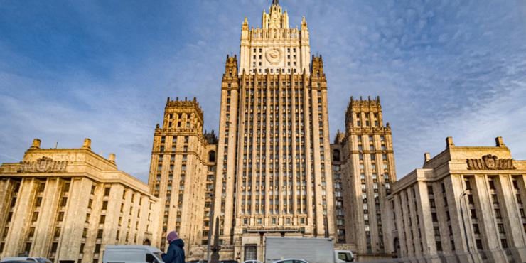 В МИД РФ заявили, что ЕС не удалось устроить России «публичную порку»