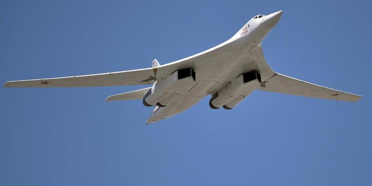 США впервые отправляют в Норвегию бомбардировщики B-1